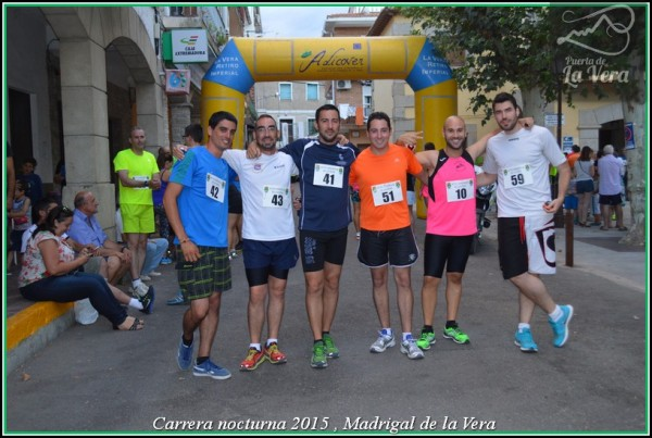 I carrera popular nocturna 2015 en Madrigal de la Vera 25