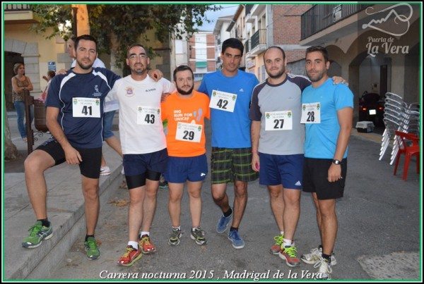 I carrera popular nocturna 2015 en Madrigal de la Vera 55